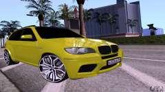 BMW X5M oro