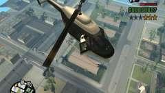 Helicóptero Zaprygivayem para GTA San Andreas