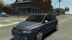 Fiat Stilo Sporting 2009 para GTA 4