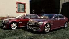 Pantallas de menú y arranque HAMANN BMW en GTA 4