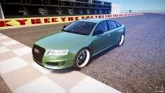Audi RS6 2009 para GTA 4
