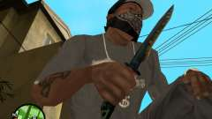 Cuchillo de Counter-strike para GTA San Andreas