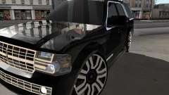 Lincoln Navigator para GTA San Andreas