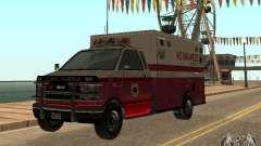 Ambulancia de GTA 4