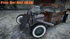 Ford RatRoad 1936 para GTA 4