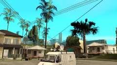Canal de noticias de gacela 2705 para GTA San Andreas