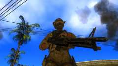 La ametralladora M60E4