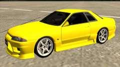 Nissan Skyline R32 Bee R para GTA San Andreas