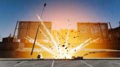 Explosiones grandes y realistas