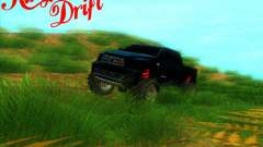 Toyota Tundra OFF Road Tuning para GTA San Andreas