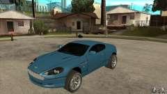 Aston Martin DB9 de NFS MW