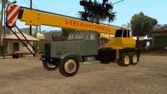 Camión KrAZ