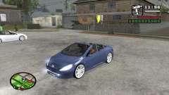 Peugeot 307 BMS Edition para GTA San Andreas