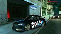 Mazda Miata Tunable para GTA San Andreas