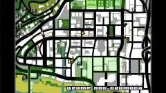 Ultra HD tarjeta para GTA San Andreas