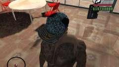 Nueva York Cap para GTA San Andreas