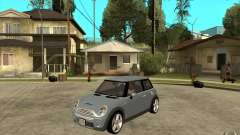 Mini Cooper - Stock para GTA San Andreas