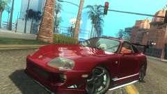 Toyota Supra Light Tuned para GTA San Andreas