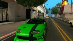 Toyota Supra NFS Most Wanted