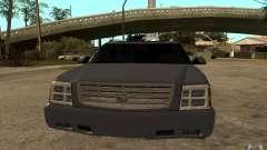 Cadillac Escalade pick up para GTA San Andreas