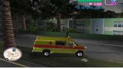 Ford Econoline E350 Ambulance
