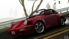 Porsche 911 Carrera 4 Targa (964) 1989 para GTA San Andreas