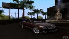 Mercedes-Benz CL65 AMG E.U.