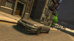 Nissan Skyline GT-R V-Spec (R33) para GTA 4