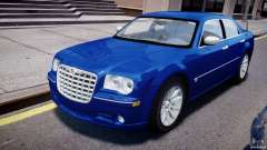 Chrysler 300C SRT8 Tuning para GTA 4