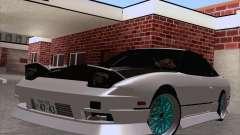 Nissan 240SX V2 para GTA San Andreas