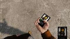 El tema de Mercenaries 2 para teléfonos móviles