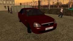 LADA 2170 Premier para GTA San Andreas