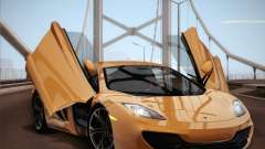 McLaren MP4-12C BETA para GTA San Andreas