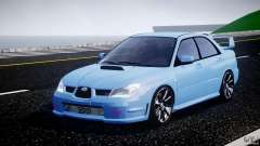 Subaru Impreza STI para GTA 4