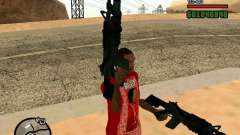 Black Ops Commando para GTA San Andreas