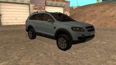 Chevrolet Captiva para GTA San Andreas