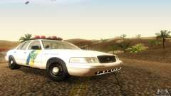 Ford Crown Victoria New Jersey Police