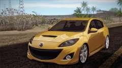 Mazda Mazdaspeed3 2010