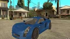 Mastretta MXT v1.1 para GTA San Andreas