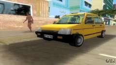 Daewoo Tico para GTA Vice City