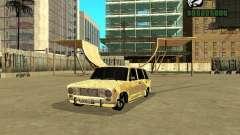 VAZ 2102 oro para GTA San Andreas