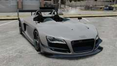 Audi R8 Spider Body Kit Final para GTA 4
