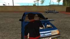 Abre el baúl y campana manualmente para GTA San Andreas