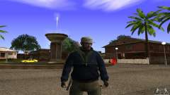 Grove Street v1.0 para GTA San Andreas