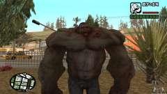 Tanque del Left 4 Dead para GTA San Andreas