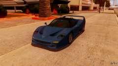 Ferrari F50 Coupe v1.0.2 para GTA San Andreas