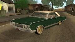 Mercury Park Lane Lowrider para GTA San Andreas