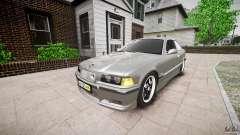BMW E36 328i v2.0 para GTA 4