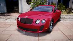 Bentley Continental SS v2.1 para GTA 4
