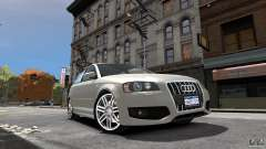 Audi S3 2006 v1.1 no es tonirovanaâ
